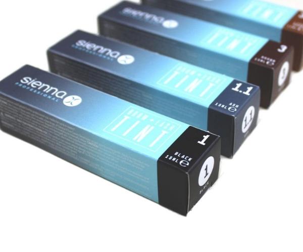 Sienna X Professional Eyebrow Tints 15ml