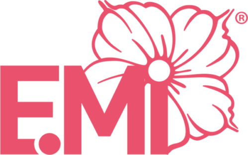 Stockists of Emi logo